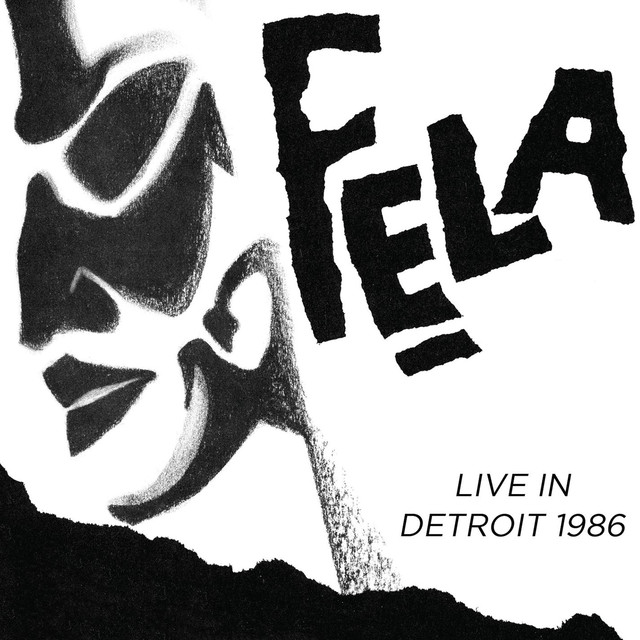 Live In Detroit 1986