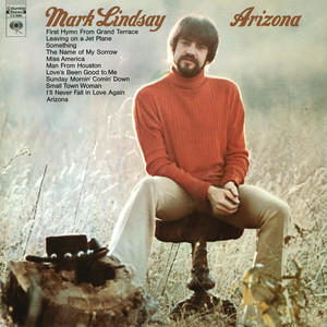 Mark Lindsay Miss America cover