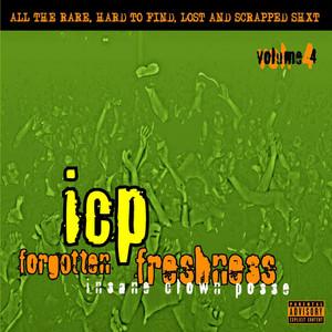 Forgotten Freshness Vol 4 Albumcover