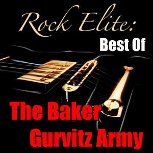 Rock Elite: Best Of The Baker Gurvitz Army (Live) album