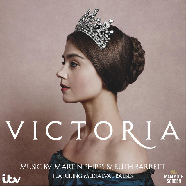 Album cover for Victoria (Original Soundtrack) by Martin Phipps, Ruth Barrett