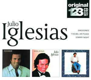 3 CD Slipcase Albümü