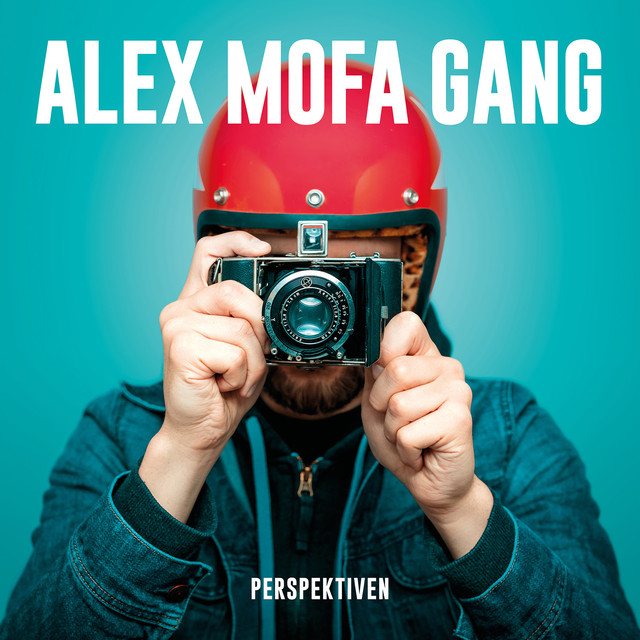 Album cover for Perspektiven by Alex Mofa Gang
