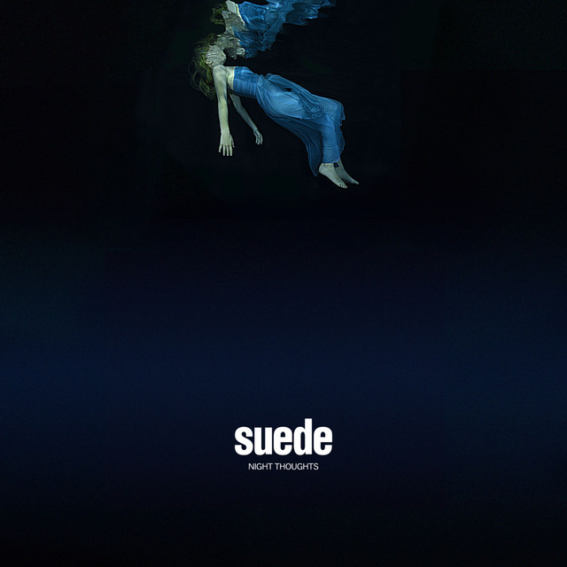 Album cover for Night Thoughts by Suede