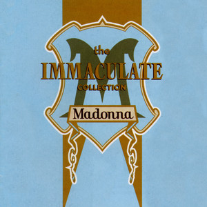 The Immaculate Collection Albumcover