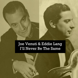 Joe Venuti, Eddie Lang Rockin' Chair cover