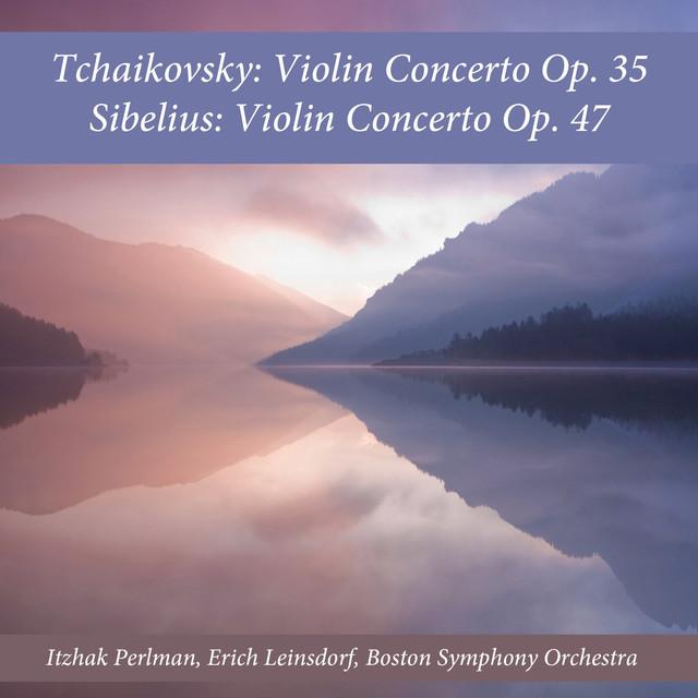 Tchaikovsky: Violin Concerto, Op. 35 - Sibelius: Violin Concerto, Op. 47 Albumcover