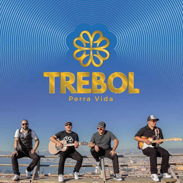 Album cover for PERRA VIDA by TREBOL