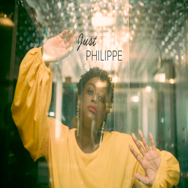 Album cover for Just Philippe by Philippe