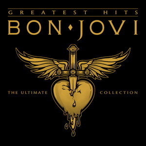 Bon Jovi Greatest Hits - The Ultimate Collection (Int'l Deluxe Package) Albumcover