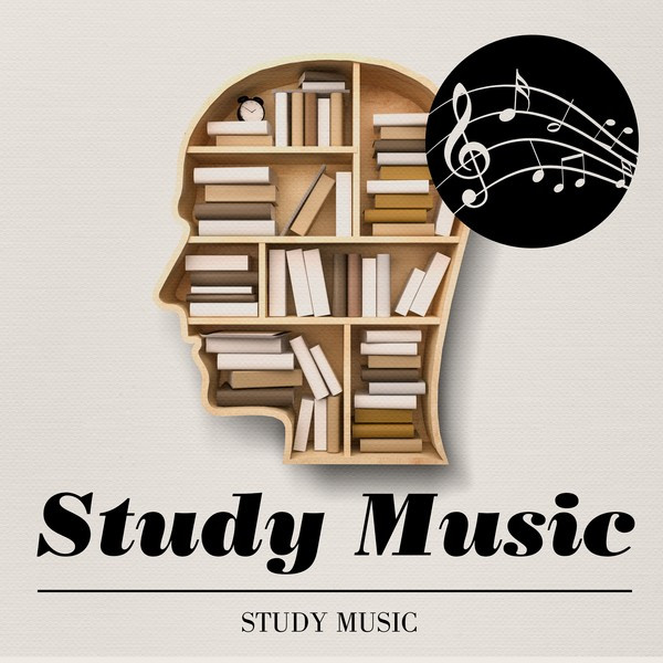 Album cover for Study Music by Various Artists