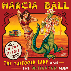 The Tattooed Lady and the Alligator Man album