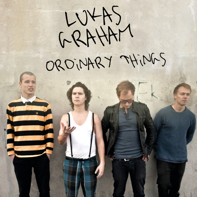 Lukas Graham Ordinary Things album cover