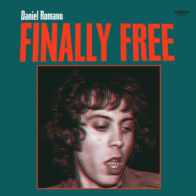 Skivomslag för Daniel Romano: Finally Free