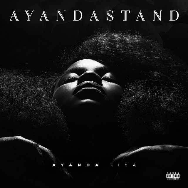 Album cover for Ayandastand by Ayanda Jiya