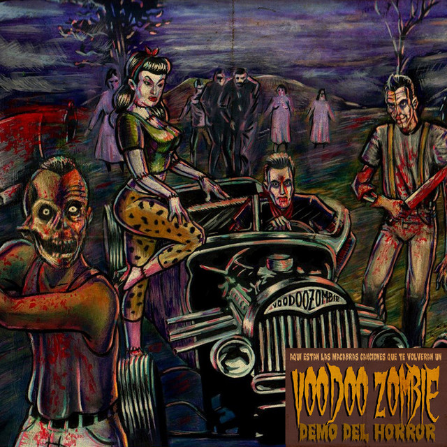 the depiction of zombies and voodoo in modern viral media In not your average zombie  kee analyzes zombies in popular culture from 1930s depictions of zombies in voodoo that in american media, zombies who somehow.