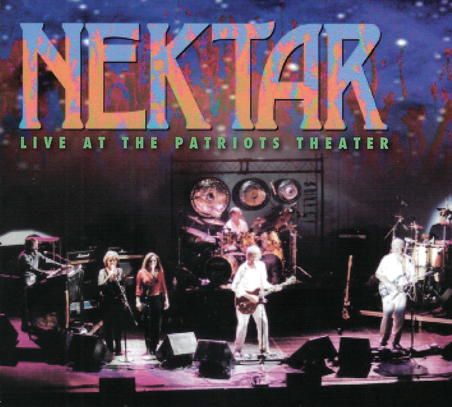 Live At the Patriots Theater