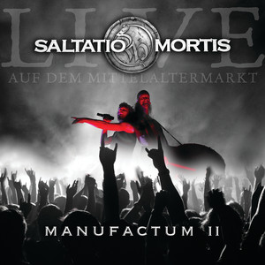 Manufactum II (Live) Albumcover