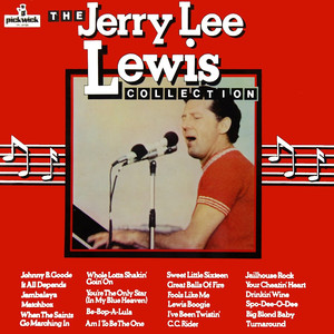 Jerry Lee Lewis It All Depends cover