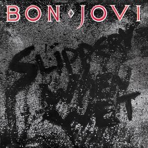 Slippery When Wet (Remastered) Albumcover