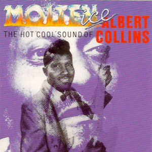 Albert Collins I've Got a Mind to Travel cover