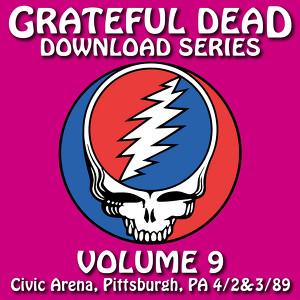 Download Series Vol. 9: 4/2/89 & 4/3/89 (Civic Arena, Pittsburgh, PA) Albumcover