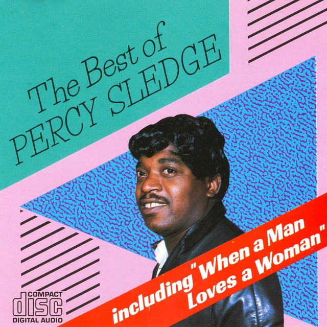 Percy Sledge The Best of Percy Sledge album cover