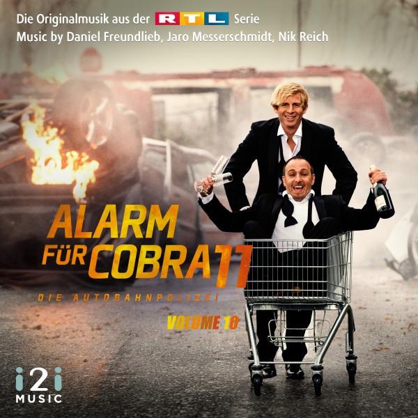 Alarm Für Cobra 11 Vol 10 Original Score Die Originalmusik Aus