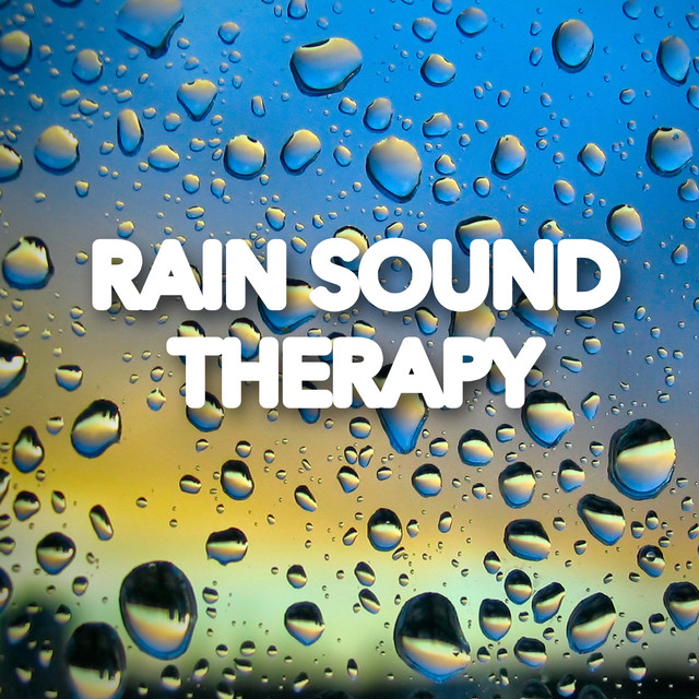 Rain Sound Therapy Albumcover