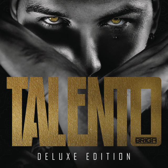 Album cover for Talento (Deluxe Edition) by Briga