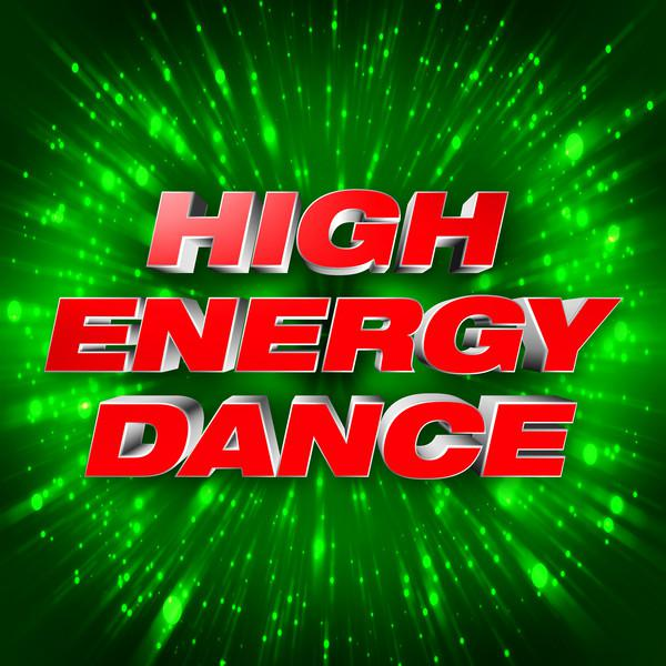 Various Artists High Energy Dance album cover