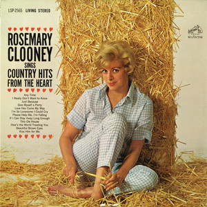 Rosemary Clooney Sings Country Hits From The Heart album