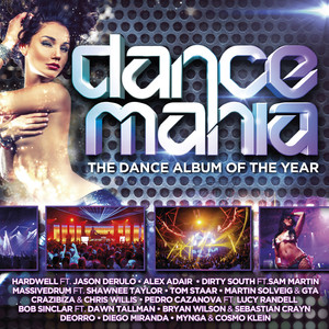 Dance Mania - the Dance Album of the Year