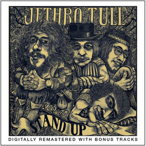 Jethro Tull Reasons for Waiting cover