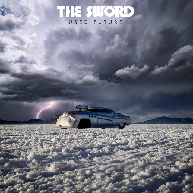 Album cover for Used Future by The Sword