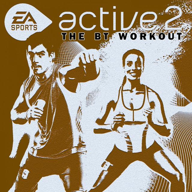 BT Active 2.0: The BT Workout album cover