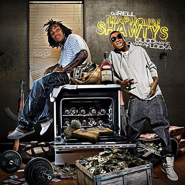 Trap House Shawtys Albumcover