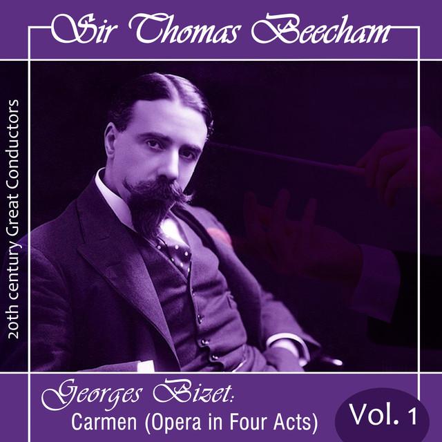 Georges Bizet: Carmen (Οpera in Four Acts) Vol. 1