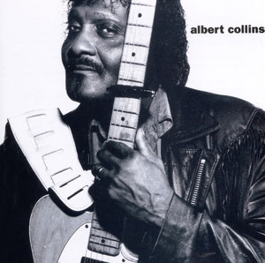Albert Collins Iceman cover