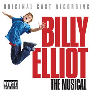 Elton John, Original Cast of Billy Elliot The Letter cover