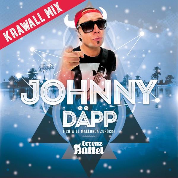 Johnny Däpp (Ich will Mallorca zurück) [Krawall Mix]