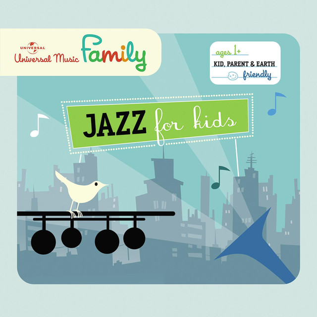 Various Artists Jazz For Kids album cover