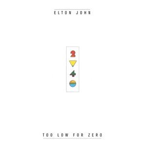 Too Low for Zero album