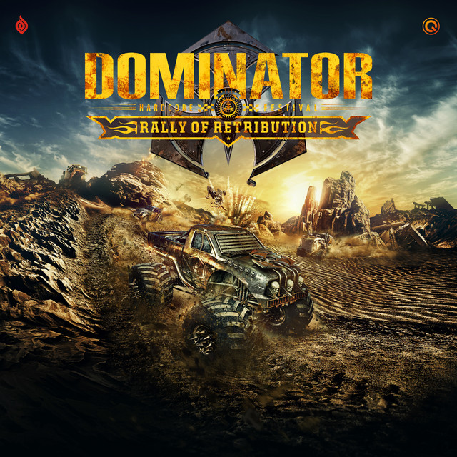 Dominator - Rally Of Retribution (Mixed By Angerfist, The Satan & Negative A)
