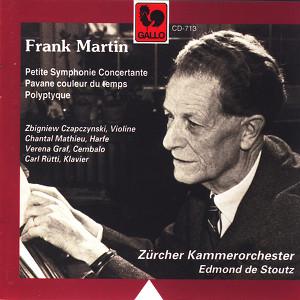 Zürcher Kammerorchester, Zbigniew Czapczynski, Chantal Mathieu, Verena Graf, Carl Rütti & Edmond de Stoutz