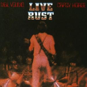 Live Rust Albumcover