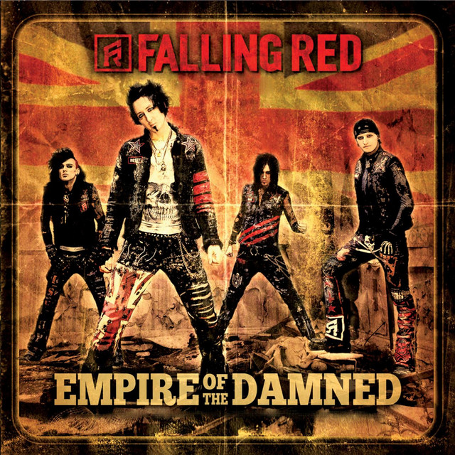 Falling Red tickets and 2018 tour dates