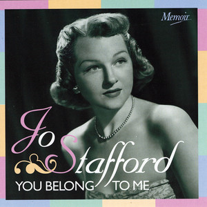 Jo Stafford A-Round the Corner cover