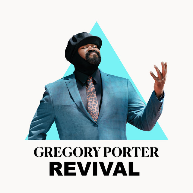 Gregory Porter - Revival cover