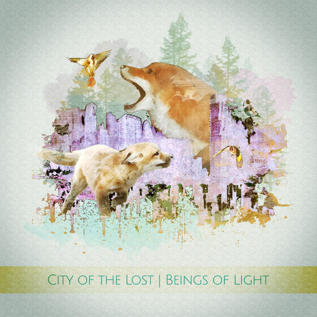 City of the Lost - Beings of Light